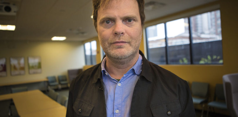 Rainn Wilson joins Star Trek Discovery as Harry Mudd!