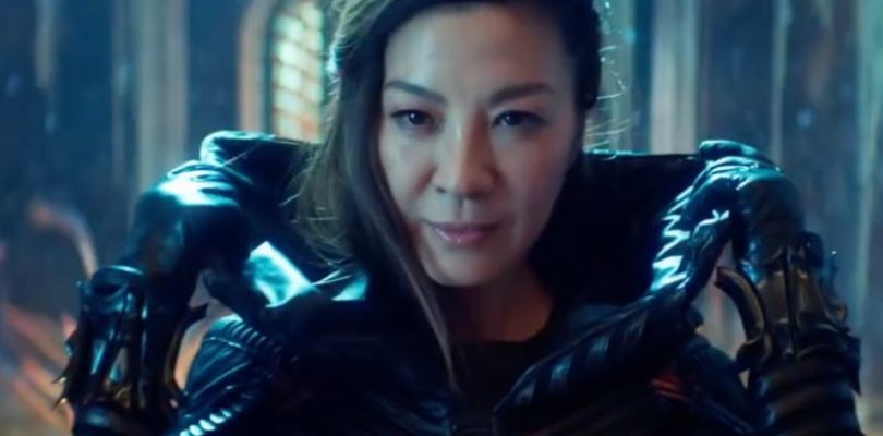 Michelle Yeoh to Lead New Star Trek Series