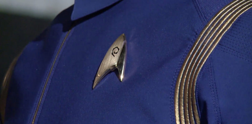 Three More Suit Up For Discovery!