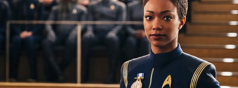 Discovery & Sonequa Martin-Green Take Home Saturn Awards!