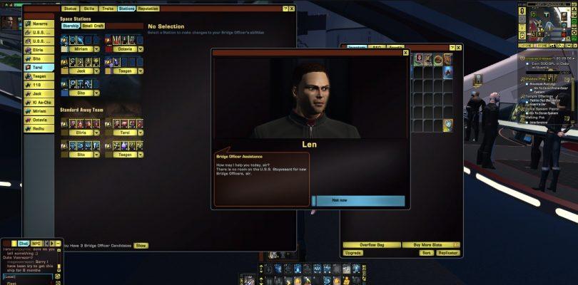 Star Trek Online 101: Research & Develpment (Comms)