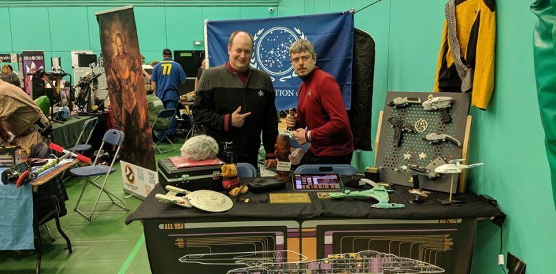 Away Team: Rothes Comic Con 2019