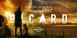 Star Trek Picard Key Art Revealed