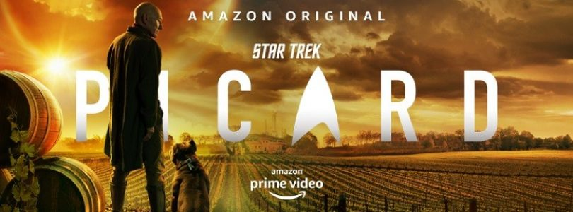 Star Trek Picard Key Art Revealed