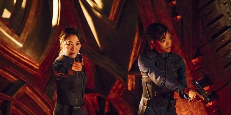 Discovery's First Season to Relaunch on Channel 4 Next Year.