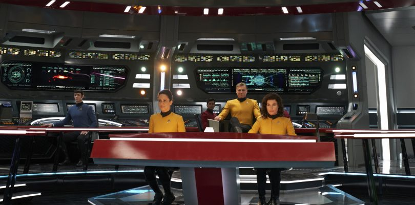 Captain Pike & The Enterprise Returns for Strange New Worlds