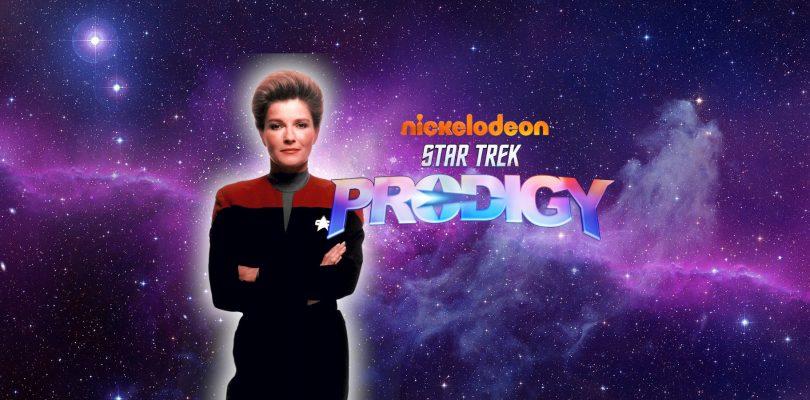 Kate Mulgrew Announced for Star Trek: Prodigy