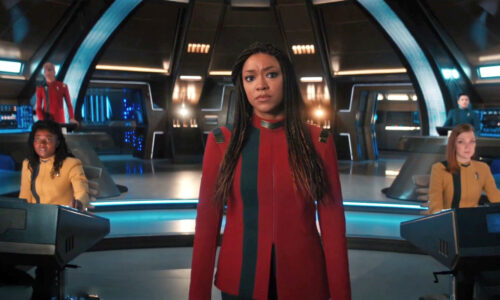 First Look at Star Trek Discovery Season 4