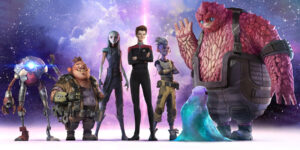 """""""We've Only Just Begun…"""" First Trailer Released for Star Trek Prodigy!"""